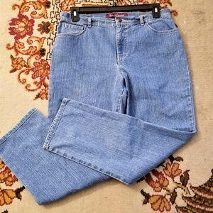 Gloria Vanderbilt Jeans Size 14 Short